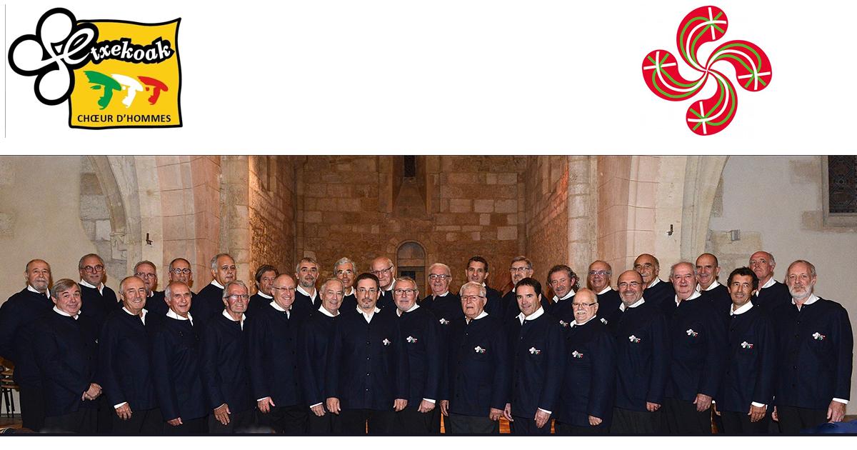 concert basque