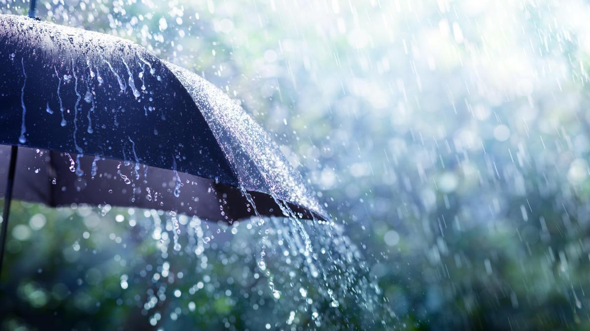 Vigilance rouge : pluie-inondation et jaune : orage et crues en Gironde -  Lacanau