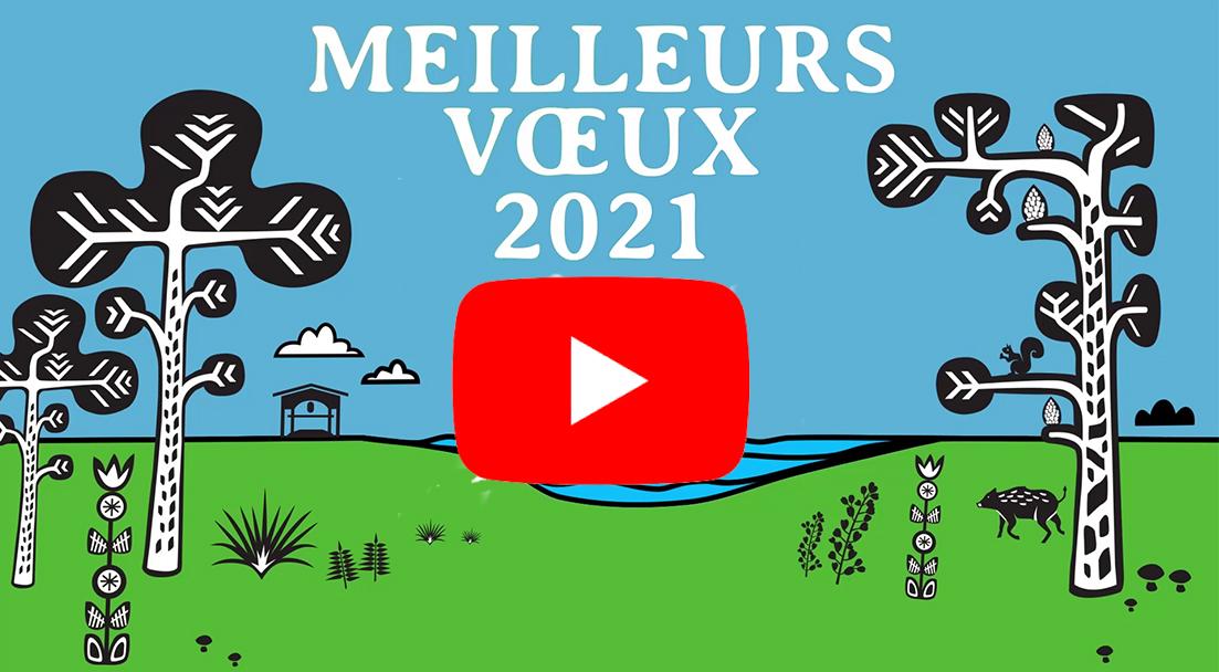 vidéo des voeux 2021 - Lacanau